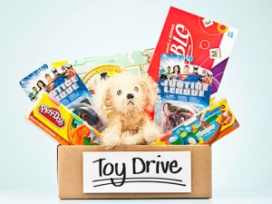 Trade a toy donation for forgiven library fines through Dec. 6