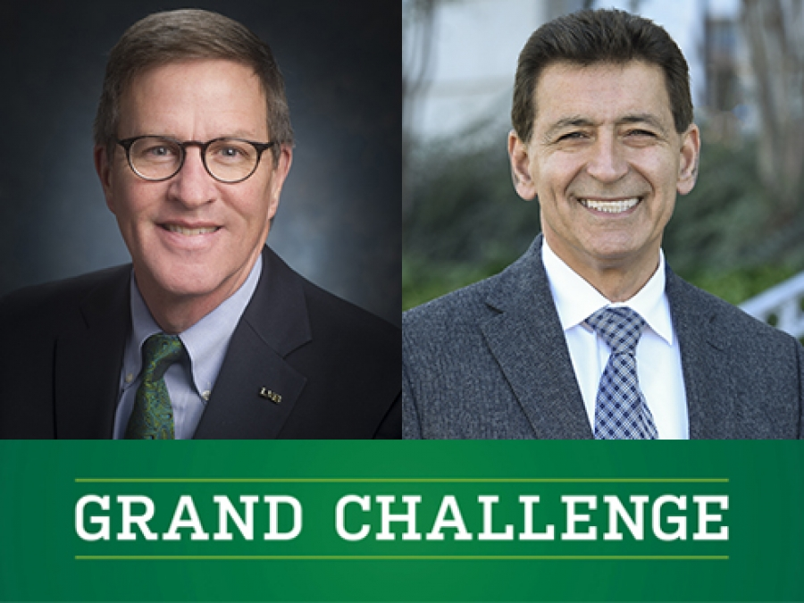 More than 75 ideas submitted for UAB's Grand Challenge