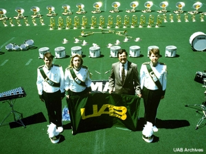 Marching Blazers — the soundtrack to UAB Football for nearly 25 years