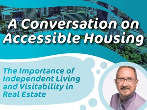 Explore the importance of accessible housing Aug. 22