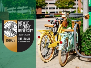 UAB on a roll as a bike-friendly campus