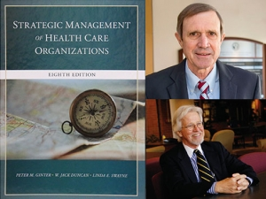Strategic management text captures changing dynamics of the health care industry