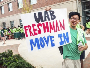 Change your commute route Aug. 21, 24 for student move-in