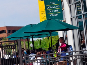 Campus dining open for summer