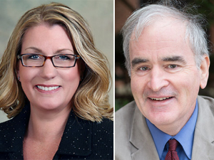 Faculty elects new senators, officers