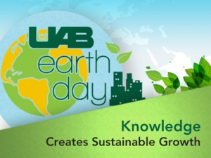 Earth Week comes early