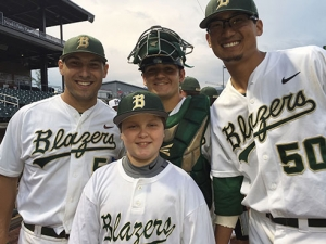 UAB Baseball helps Mississippi family cope with loss of father, husband