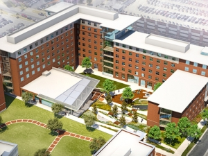 New LEED-certified Residence Hall 2020 'truly a win for our students'