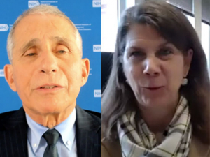 Fauci, Neuzil explain what we've learned about COVID-19 and where we stand on vaccines