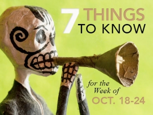 7 THINGS TO KNOW FOR THE WEEK