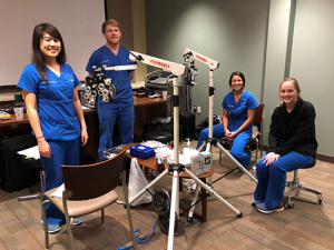 Optometry gives Gift of Sight at annual event