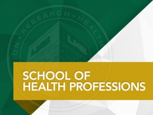 Submit evaluations for dean of Health Professions candidates