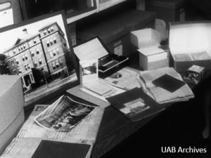 Cataloguing the history of UAB