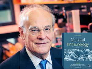 New research, insights included in latest edition of 'Mucosal Immunology'