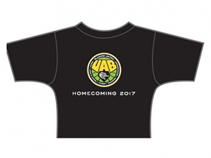 Order 'Blazers United' homecoming T-shirts by Friday