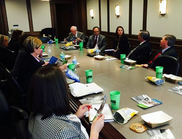 Career & Professional Development brings faculty into the conversation as partners