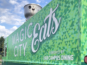 Magic City Eats is your on-campus food truck
