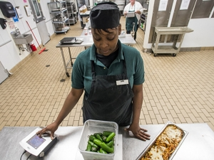 New programs reduce waste in campus restaurants