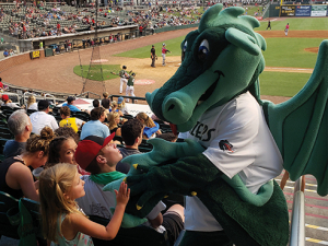 See sights from a Family Night out with the Barons