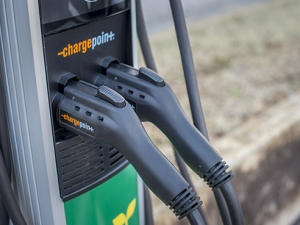18 new electric car-charging sites coming to campus