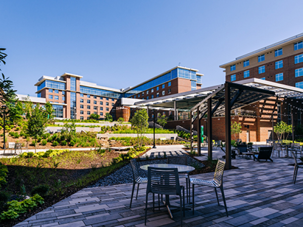 Look for these 7 new spaces transforming UAB's campus