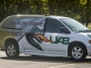 Van service launches for employees with limited mobility
