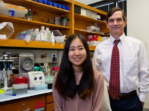 Kwon helps power search for ALS breakthrough as UAB works to support more young scientists