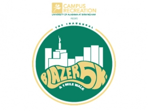Jog the Blazer 5K to celebrate Homecoming