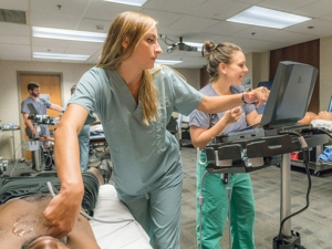 Ultrasound training prepares future physicians to provide better care