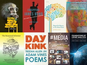 Celebrate 23 books authored by Arts and Sciences faculty in 2018