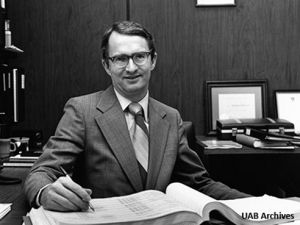 See the faces who launched computer science at UAB 50 years ago