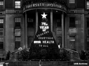 Caring for all our citizens is a long-standing UAB tradition