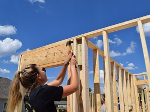 UAB dedicates its fifth Habitat home