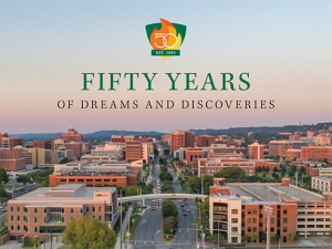 New book captures UAB's history of 'Dreams and Discoveries'