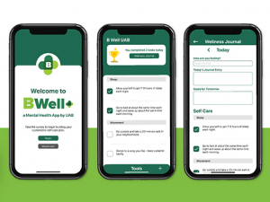 Blazer-created mental health app puts wellness in student hands