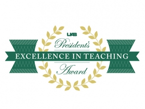 12 honored for excellence in teaching