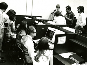 Computer-powered learning for thousands started with just 6 terminals