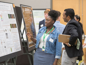 5 reasons to share your work at the UAB Expo