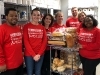 CFAR employees cook up community service at Blazer Kitchen