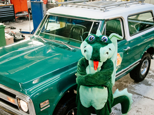 5 ways UAB is like its '69 Chevy Blazer
