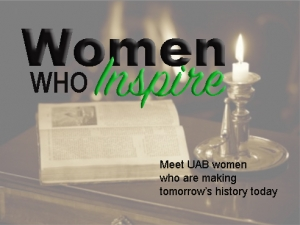 UAB salutes Women Who Inspire