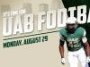 Football groundbreaking, Green and Gold Game is Aug. 29