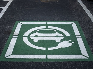 Permit required to access new employee-only EV charging stations