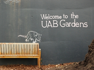 UAB Gardens creates open spaces for urban farmers