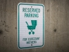 Baby bump on board? UAB designates parking spots for expecting mothers