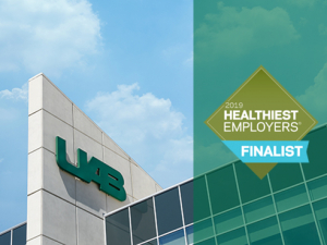 UAB among state's 'Healthiest Employers'