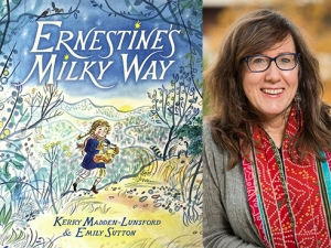 Madden-Lunsford's new book pays homage to her 'mountain mother'