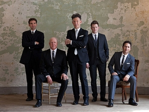 Lyle Lovett and his Acoustic Group live July 24