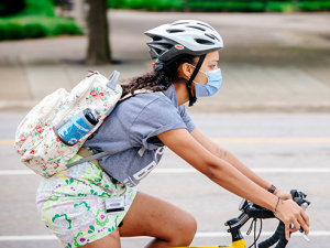 4 simple ways to stay safe cycling around campus