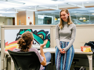 A $2.2 million investment transforms UAB Libraries into 21st-century learning spaces